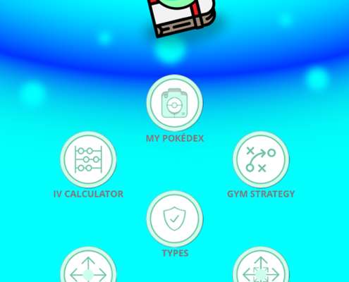 Project - Field Guide for Pokémon GO - Media Ninjas